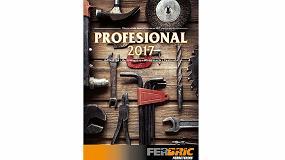 Fotografia de Ferbric lanza su nueva campaña 'Profesional 2017'
