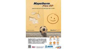 Fotografia de Mapei celebra el primer año de Mapetherm Flex RP en el mercado
