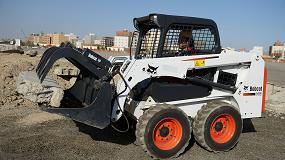 Foto de Bobcat mostrará en Conexpo una amplia representación de su gama de maquinaria