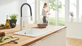 Foto de Grohe presenta las gamas Professional de Essence y Concetto para las cocinas de hoy