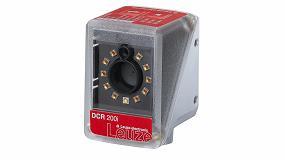 Foto de Lectura de códigos rápida y sencilla con el nuevo DCR200i de Leuze Electronic