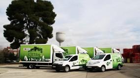 Picture of FM Logistic pone en marcha en la capital CityLogin: un servicio de logística y distribución urbana de mercancías con cero emisiones