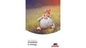Foto de Ursa ratifica su compromiso con la Edificación sostenible en su último Informe de Sostenibilidad