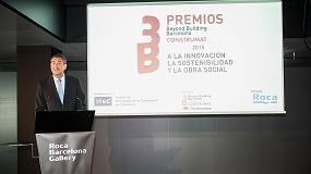 Foto de Barcelona Building Construmat abre la convocatoria para 17ª edición de sus premios