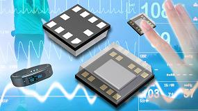 Picture of Nuevo sensor óptico de altas prestaciones para monitorización del pulso cardíaco e ideal para dispositivos portátiles