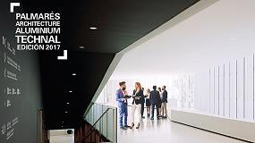 Foto de El Palmarés Architecture Aluminium Technal 2017 abre sus inscripciones