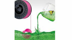 Foto de Piezas impresas en 3D resistentes a agentes químicos: nuevo tribofilamento de Igus