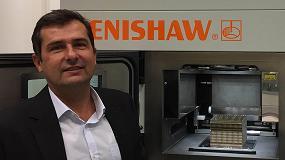 Foto de Entrevista a Leonardo Marques, director comercial de Renishaw Ibérica