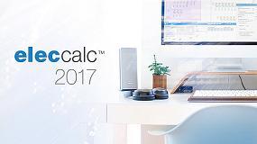 Fotografia de Trace Software International lanza la nueva versión de Elec Calc 2017