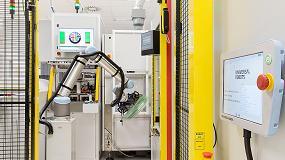 Foto de Universal Robots suministra su robot número 9.000 a la planta de Barcelona de Continental Automotive Spain