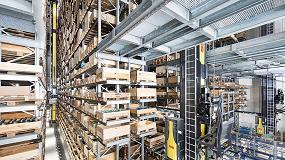 Foto de Sincronía perfecta en la gestión de pallets y contenedores en Liebherr Machines Bulle