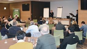 Foto de Tercera edición de la Reunión Internacional de Marketing de BKT con los representantes de 36 países