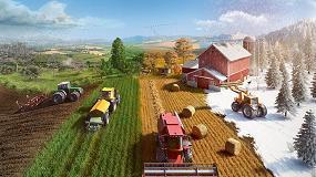 Fotografia de Mitas ofrece una solución al entorno en continuo cambio de los de los agricultores