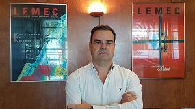 Foto de Entrevista a Fernando Arce, gerente de Estampaciones Lemec