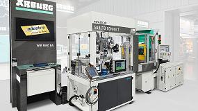 Foto de Arburg presentará una etiqueta de equipaje inteligente como ejemplo de la Industria 4.0 en Hannover Messe