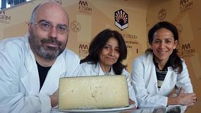 Fotografia de Una técnica analítica permite caracterizar las bacterias responsables del aroma del queso