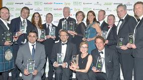 Foto de Lidl, Immochan y Euipo representan a España en los premios internacionales BREEAM de construcción sostenible