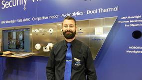 Foto de Tecnología térmica para evitar el fuego en las áreas industriales