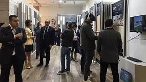 Fotografia de Greco Gres sorprende con sus nuevas propuestas en Cevisama 2017