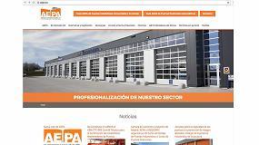 Picture of Aepa renueva su página web