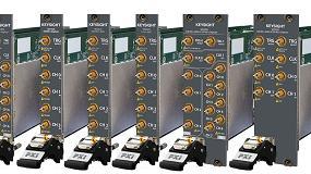 Fotografia de Keysight Technologies presenta 10 instrumentos PXIe para investigación avanzada