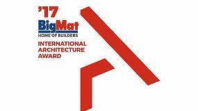 Picture of Nueva convocatoria de los Premios Arquitectura Internacional Bigmat 2017