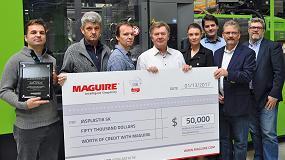 Foto de La empresa eslovaca Jasplastik-SK adquiere la mezcladora 50.000 de Maguire