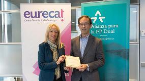 Foto de Eurecat se suma a la Alianza para la FP Dual