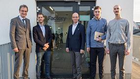 Foto de Schaeffler y Factory Berlin firman un acuerdo de cooperación