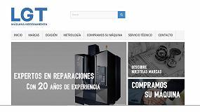 Picture of Nace LGT Máquina-herramienta, un nuevo proveedor de máquinas nuevas y de ocasión