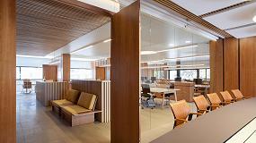 Foto de Technal contribuye a crear zonas de trabajo más confortables