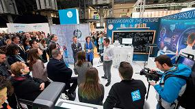 Foto de HP presenta su propuesta tecnológica para acercar las vocaciones de los estudiantes a las carreras técnicas