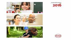 Foto de Henkel publica su Informe de Sostenibilidad 2016