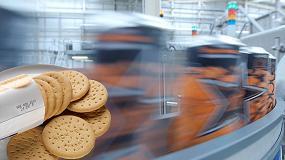 Foto de La serie AX de Domino, ideal para el sector alimentario