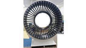 Foto de Composites en motores de aviación