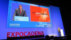 Foto de ExpoCadena 2017 llena Sevilla de negocio