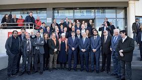 Foto de La Fundación Laboral de la Construcción inaugura el mayor centro de formación para trabajadores de Catalunya