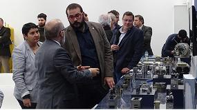 Foto de Multivac y Schunk, dos empresas relacionadas con la Industria 4.0, se instalan en el TecnoCampus