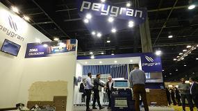 Foto de Peygran presentó en Cevisama 2017 sus nuevas soluciones técnicas para el sector colocador
