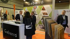 Foto de Los materiales de vanguardia de las marcas de Gabarró cautivan a los profesionales del sector en Promat 2017