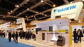 Foto de Daikin apuesta fuerte por la innovación, la eficiencia energética, los refrigerantes de nueva generación y la conectividad plena