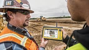 Foto de Caterpillar presenta las nuevas posibilidades de Product Link para conectar una gama de máquinas y equipos más amplia