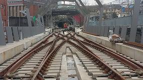 Foto de Siemens instala su tecnología ferroviaria en la nueva estación de Loiola en San Sebastián