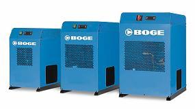 Foto de Boge presenta los nuevos secadores frigoríficos Serie DS-2