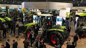 Foto de La transformación digital de la agricultura marca la presencia de Claas