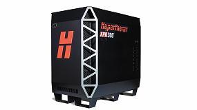 Foto de Hypertherm presenta una nueva clase de plasma con el lanzamiento del XPR300 con corte X-Definition