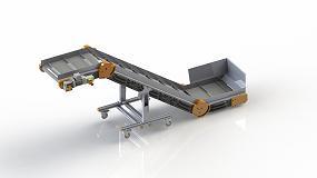 Foto de Ati Systems presenta las nuevas cintas modulares de Fratelli Virginio