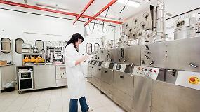 Foto de Desarrollan nuevos procesos de impregnación de textiles con sustancias bioactivas beneficiosas para la piel