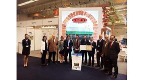 Foto de Toro Equipment recibe el premio Novedad Técnica Sobresaliente en Smagua 2017