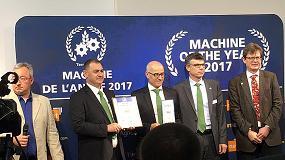 Picture of La segadora acondicionadora Vicon Extra 736T recibe el galardón 'Machine of Year 2017' en SIMA